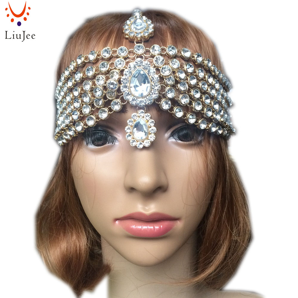 Silver Diamante Crystal Indian Matha Patti Tikka Head Chain Bollywood Jewelry Grecian Hijab Jewellery Bridal Wedding KD064 бюстгальтер patti belladonna белый 80c ru