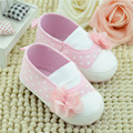 Toddler Baby Princess First Walkers Flower Crib Shoes Soft Sole Slippers Sneakers Shoes