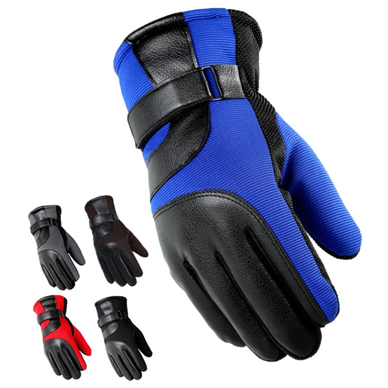 Lill Sport Gloves Canada: Touch Screen Winter Fleece Lined Thermal Warm Gloves For