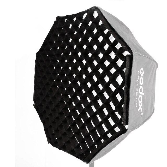 "80cm/31.5"" 80 Cm Black Single Grid For GODOX 80cm Umbrella Soft Box Studio Photo Octagon Softbox Riflettore Flash Speedlight"