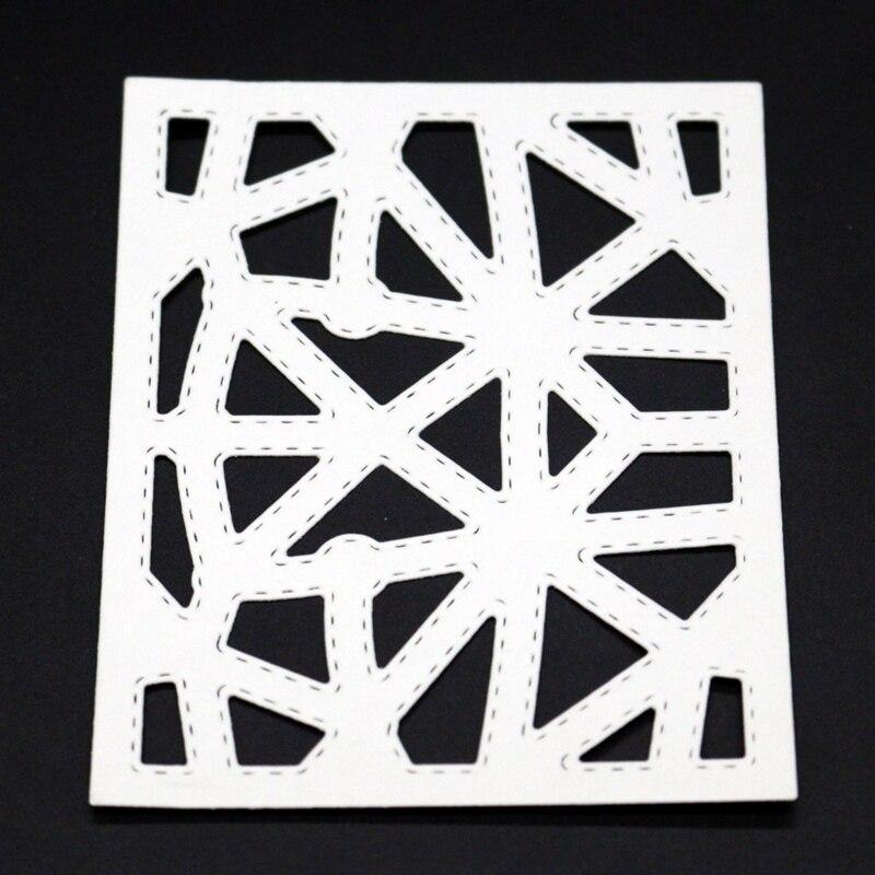 Nouveau M/étal D/écoupe Dies Stencil DIY Scrapbooking D Embossing Album papier Craft Craft