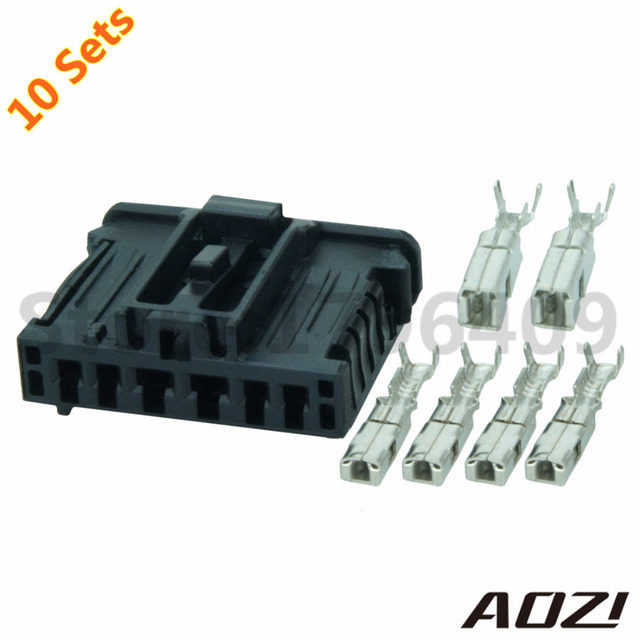 10sets kit electronic replacement connector hdc6mx05f wire harness rh aliexpress com acdelco replacement wiring harness connectors Wiring Harness Terminals and Connectors