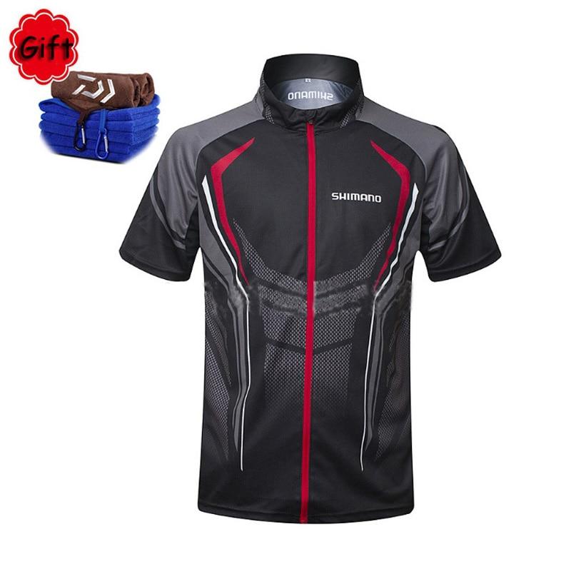 Black Men Fishing Clothing Summer Anti-UV Fishing Jersey Breathable Long Sleeve Fly Fishing Jacket Riding Clothes