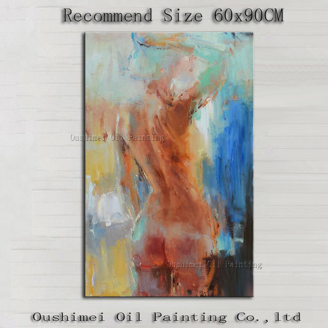 Beautiful nude painting for sale that