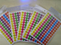 Stickers 480 pcs Children Smile Face Reward Stickers School Teacher Merit Praise Class Sticky Paper Lable Classic Toys For Kids