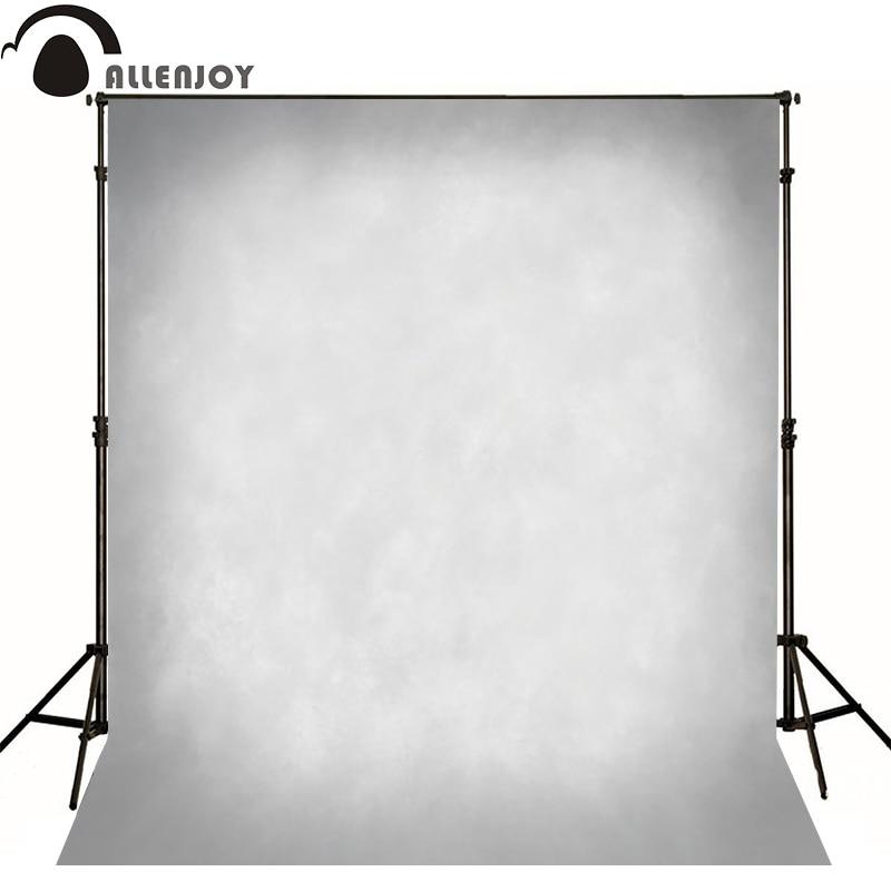 Allenjoy Thin Vinyl cloth photography Backdrop gray Children Wedding Baby Background Photo Studio Decor Backgrounds MH-090