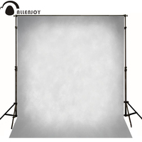 Allenjoy Thin Vinyl Cloth Photography Backdrop Gray Children Wedding Baby Background Photo Studio Decor Backgrounds MH
