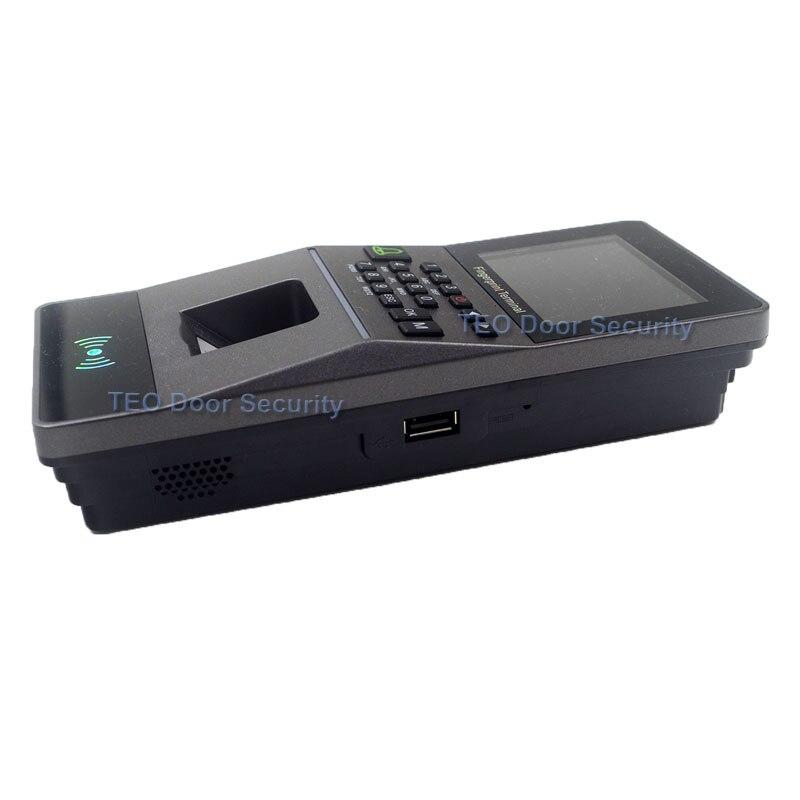 Yüksek Hızlı Büyük Kapasiteli RFID ve Biyometrik Parmak İzi - Güvenlik ve Koruma - Fotoğraf 4