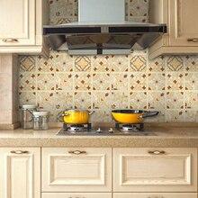 Yanqiao Schälen Und Stick Fliesen Aufkleber Küche Backsplash Selbstklebend  Einfache Removable DIY Tapete Auf Der Wand