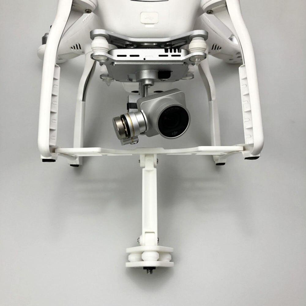 パノラマカメラホルダーリフティングブラケット3dプリントアクセサリー用djiファントム3ドローンアクセサリー