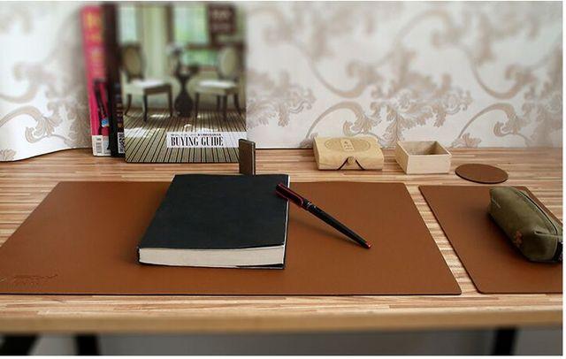 Mauspad Naturkautschuk Boden Schreibtisch Pad Kundenspezifische