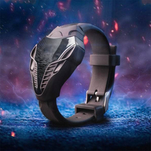 Silicone LED Digital Watches Sports Fitness Casual Electronic Clock for Men Wome