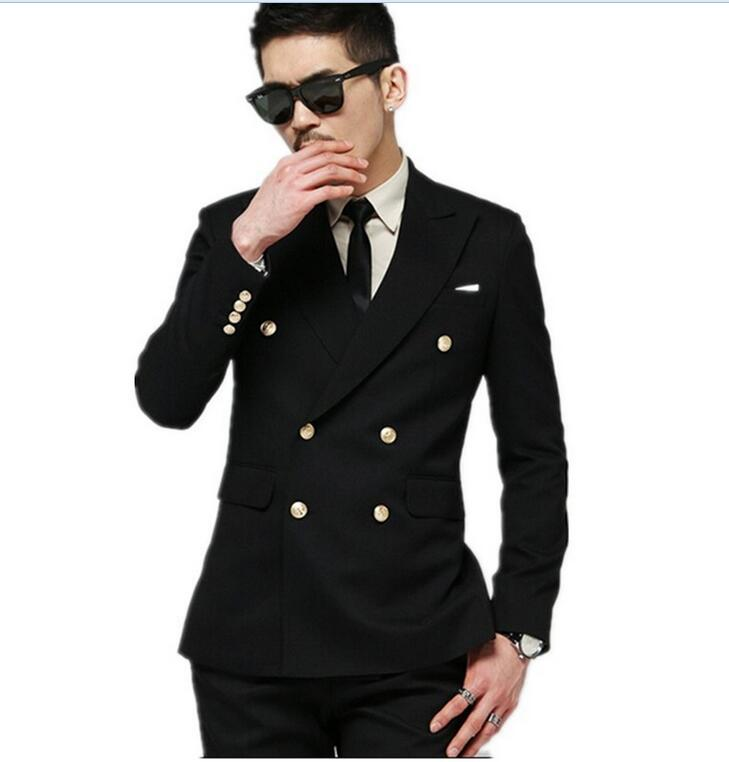 Black Coat Paint With Tie