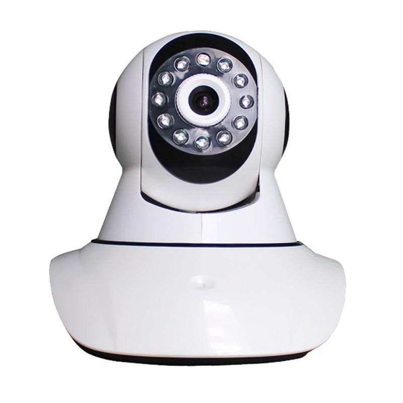 цены Wanscam Dual Audio HD 720P 3X Digital Zoom Wireless Wifi P2P IP Camera Support 128G TF Card Surveillance Camera