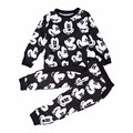 Spring summer 2016 new children clothing sets boys girls fashion casual coat sports cotton pants baby kids clothing sports suit