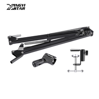 Brand New Professional Audio Equipment Holder Top Quality 800mm Microphone Suspension Boom Cantilever Stand For Studio
