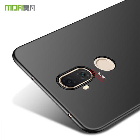 MOFi Case For ASUS ZenFone 5 Lite ZC600KL Back Cover Full Protection Hard PC Fundas Phone Cases Shell For ZenFone 5 Lite ZC600KL Multan