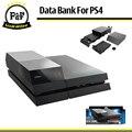 """Banco de dados nyko 3.5 """"hard drive hd caixa de atualização dock para sony playstation 4 ps4 console"""