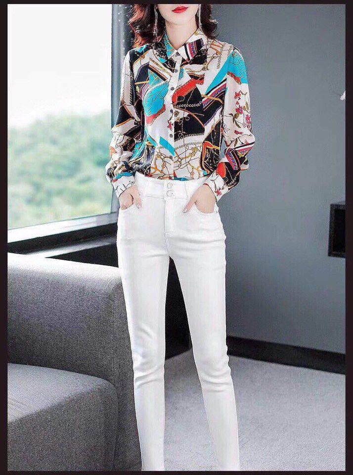 Partie Blousesamp; Chemises De Luxe Vêtements Piste Mode Design Style Al0152 2019 Femmes Européenne LGSjqUzVMp