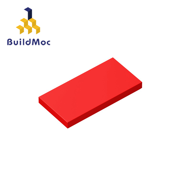 BuildMOC Compatible Assembles Particles 87079 2*4 For Building Blocks Parts DIY Educational Creative Gift Toys