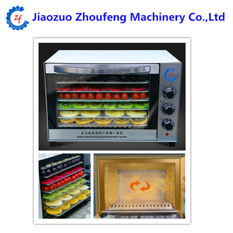 Seven layers stainless steel dried fruit machine pet food dryer fruit and vegetable meat dehydration drying machine free shipping home food fruit dryer fruit and vegetable pet meat air dried dehydration machine commercial 15 layers dehydrator