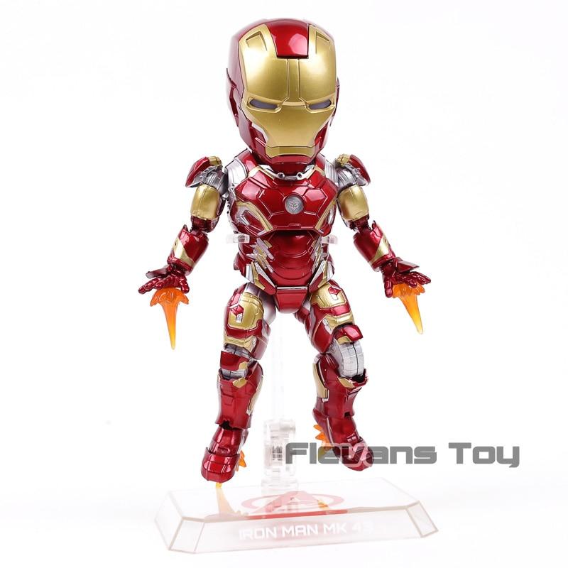 Iron Man Mark 43 Beast Kingdom Avengers AOU Egg Attack EAA-004 6