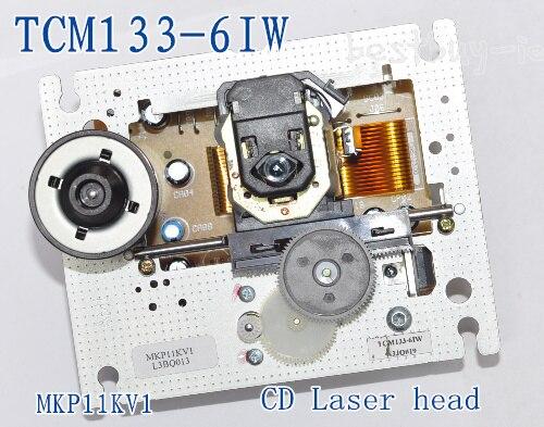 free shipping THOMSON CD  LASER HEAD MKP11KV1 / TCM133-6IW   TCM133