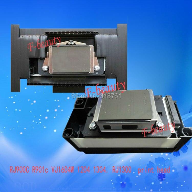 New Original Printhead F160010 Print Head For Epson DX5 MUTOH RJ900C R901c VJ1604W 1204 1304. RJ1300 Water Printer head
