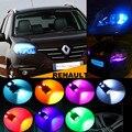 2 x T16 T10 W5W LED Luzes de Estacionamento Sidelight Lâmpadas Marcador Lâmpada Para Renault, Koleos, Megane, cênica, influência, Laguna, Velsatis