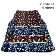 Big Dog Pet Mat Bed House Cat Mattress Dog Beds Sofa Washable for Small Medium Large Dogs mata dla psa