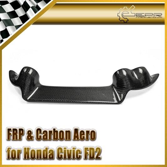 Автомобиль Стайлинг для Honda Civic fd2 bys углерода Волокно черточки Gauge Pod (РЖС)