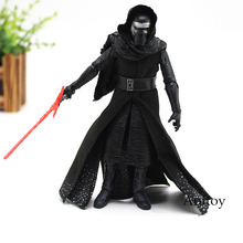 NEW HOT Star Wars Figure Star Wars 7 The Force Awakens Kylo Ren  Action Figure Toy 16cm