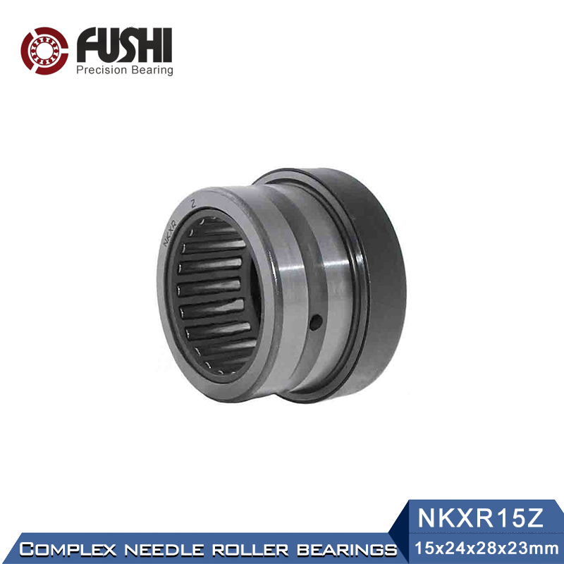 Combined Bearings NKXR15Z NKXR17Z NKXR20Z NKXR25Z NKXR30Z ( 1 PC ) Needle Roller Thrust Ball Bearing With Cage nk38 20 bearing 38 48 20 mm 1 pc solid collar needle roller bearings without inner ring nk38 20 nk3820 bearing