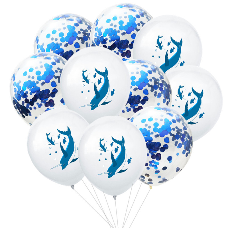 "10pcs Boys Girls 1st//2nd Birthday Party 12/"" Pearlised Latex Balloons Decorations"