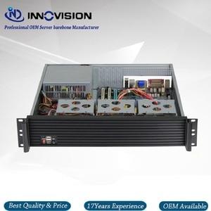 Image 1 - Upscale Al front panel 2u server case RX2400 19 inch 2U rack mount chassis