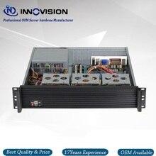 Upscale al front panel 2u servidor caso rx2400 19 polegada 2u montagem em rack chassis