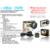 H3 4 k 25fps ultra sj mais cam wifi atualização ação cam h8se mi dois duplos dual screen h3r xiao ir yi esporte sj pro 4 hero câmera