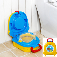 Travel Potty for Kid Emergency Toilet for Outdoor Camping Car Travel