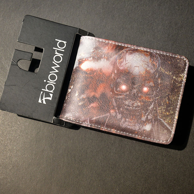 The Walking Dead Comic Style Wallets
