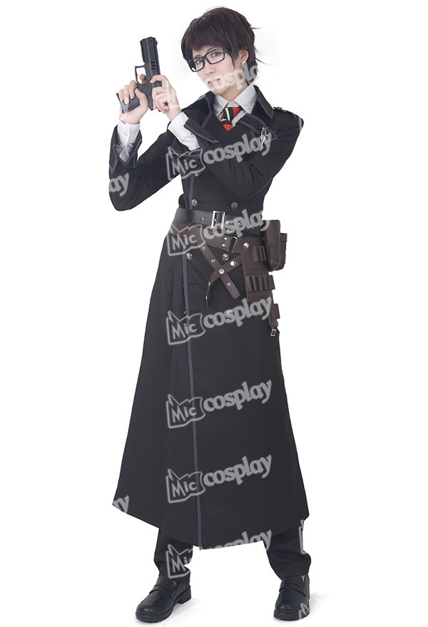 Anime New Hot Blue Exorcist Yukio Okumura Cosplay Halloween Party Costume Clothing