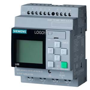 6ED1052 1FB00 0BA8 6ED1052 1FB08 0BA0 Original Simatic LOGO 8 230RCE 115V 230V relay