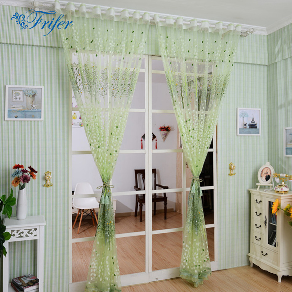online get cheap shower window blinds aliexpress com alibaba group 1pcs home textile tree window curtains blinds voile tulle shower curtain sheer panel drapes for bedroom