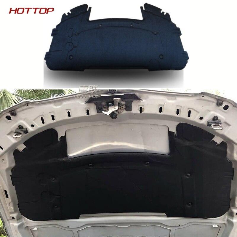 Moteur de capot de tapis d'insonorisation de voiture insonorisant d'isolation de bruit de chaleur pour BMWE90 E91 E92 E93 323i 325i 51487059260 - 4