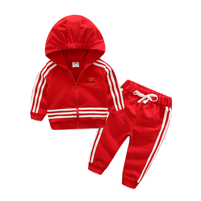 2018 Autumn Girls Clothing Set Long Sleeve Sports Suit For Boy Kids Clothes Sets Cotton Tracksuit for Girls Clothes New Costume children clothing set long sleeve kids clothes boy clothes family clothing vetement garcon tracksuit 9a5207