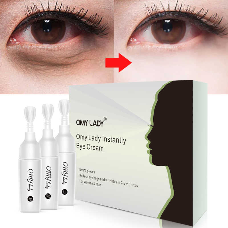 OMYLADY Brand Eyes Creams Ageless Firming Eye Anti Puffiness Dark Circles  Under Eye Remover Anti Wrinkle Anti Age Skin Care