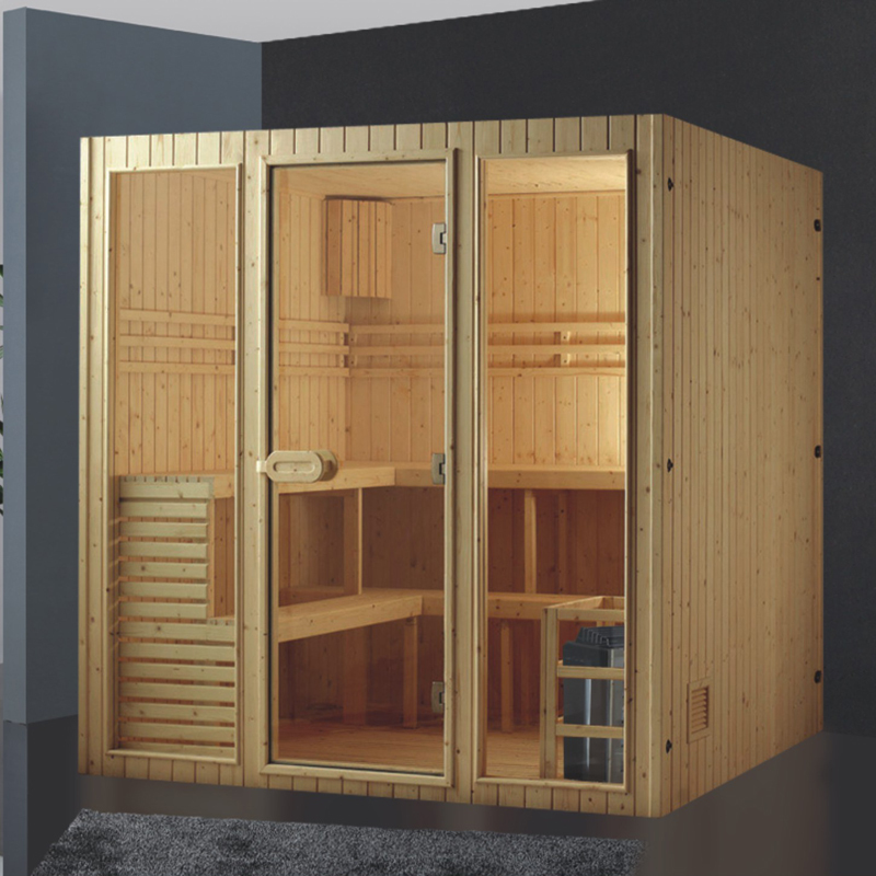 New home 4 person dry sauna room HS SR008in Sauna Rooms from Home