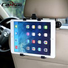 Evrensel Araba Koltuğu Geri Tablet Dağı Kafalık Dağı Tutucu Standı Raptiye Klip Kanca Pad Tablet PC Standları için 7  11 inç