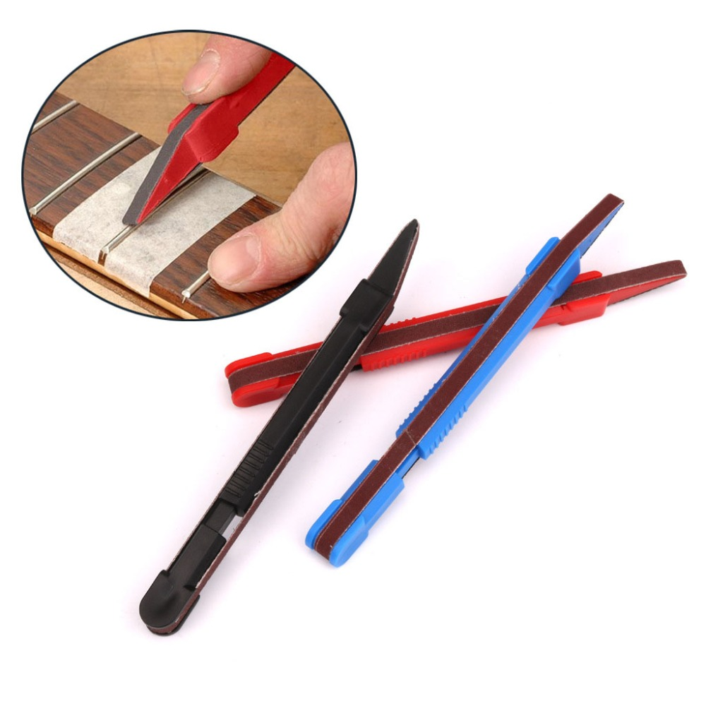Buy Cheap 1 Set Guitar Frets Press Repair Tool Fingerboard Fretboard With L Shaped Wrench C55k Sale High Quality And Inexpensive Sports & Entertainment Musical Instruments