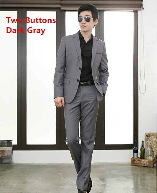 two buttons dark gray