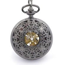 wind up watch for men online shopping the world largest wind up h183 brand new antique style hand wind up mechanical watch black dial pocket watch for men